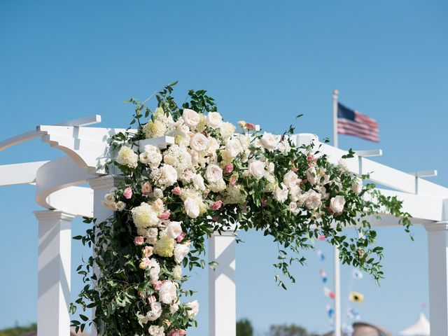 Mark and Gemma's Wedding in Chatham, Massachusetts 20