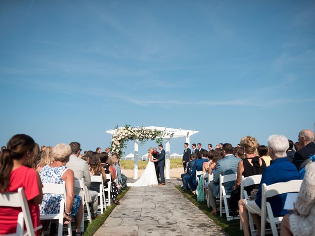 Mark and Gemma's Wedding in Chatham, Massachusetts 1