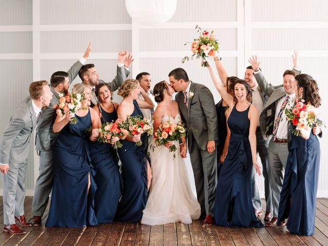 Jeff and Tayler's Wedding in Stevensville, Maryland 2