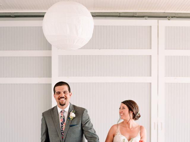 Jeff and Tayler's Wedding in Stevensville, Maryland 22