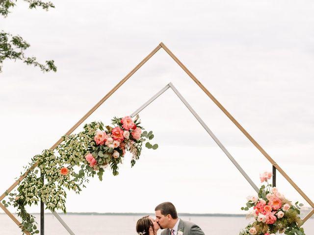Jeff and Tayler's Wedding in Stevensville, Maryland 24