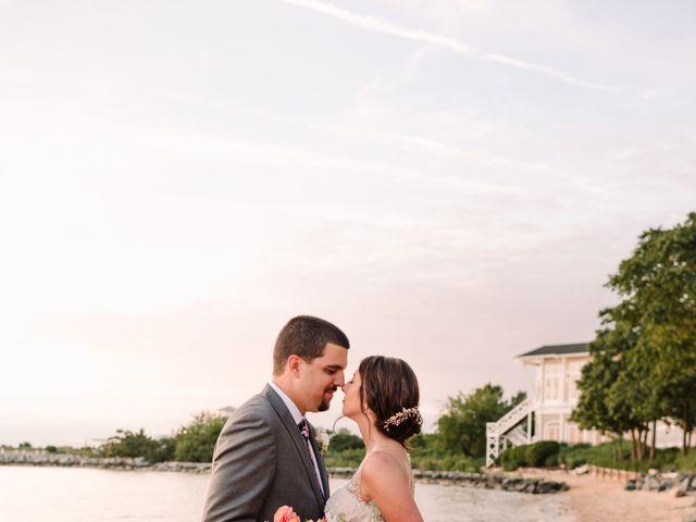 Jeff and Tayler's Wedding in Stevensville, Maryland 25