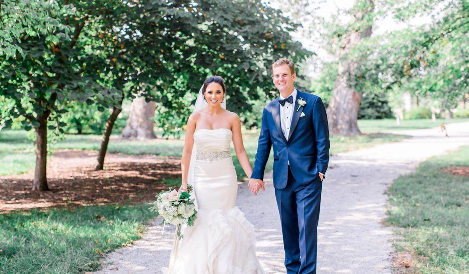 Dan and Stephanie's Wedding in Saint Louis, Missouri