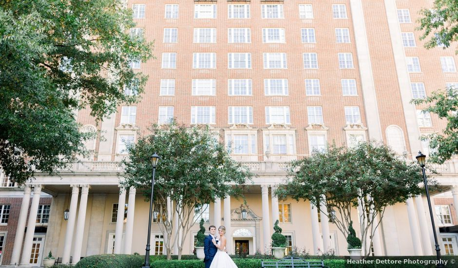 Paul and Mallory's Wedding in Atlanta, Georgia