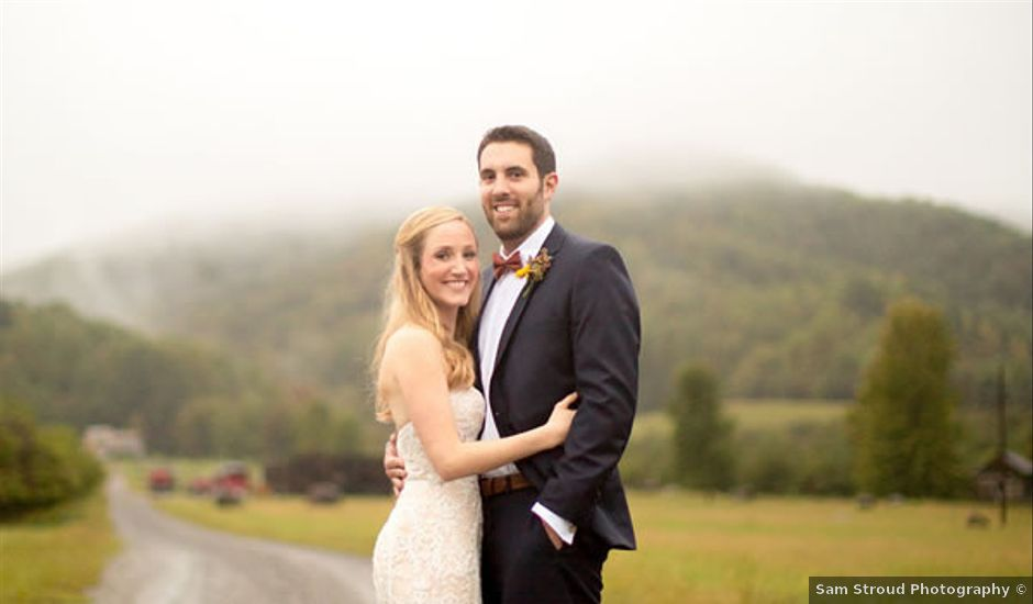 Katey and Ryan's Wedding in Boones Mill, Virginia