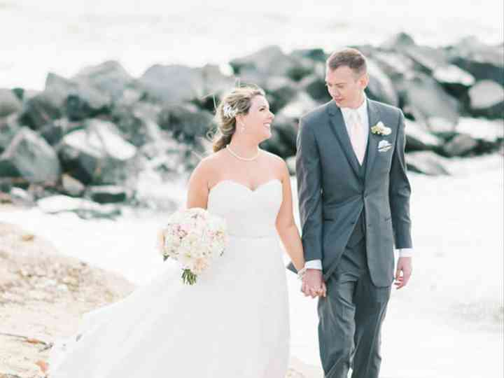 The wedding of Timothy and Brittany