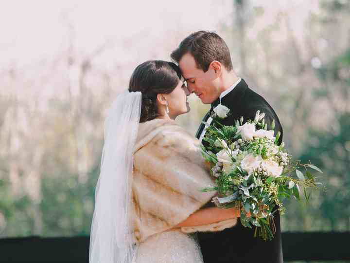 The wedding of Tom and Ansley
