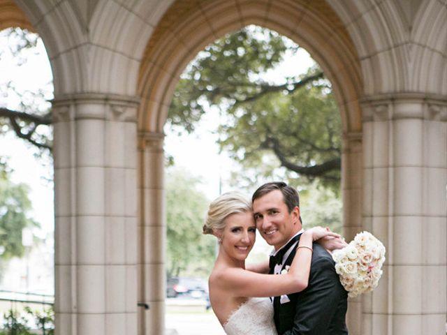 The wedding of Blake and Melanie