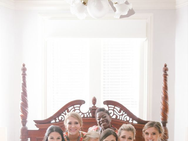 Ansley and Tom's Wedding in Thomasville, Georgia 1