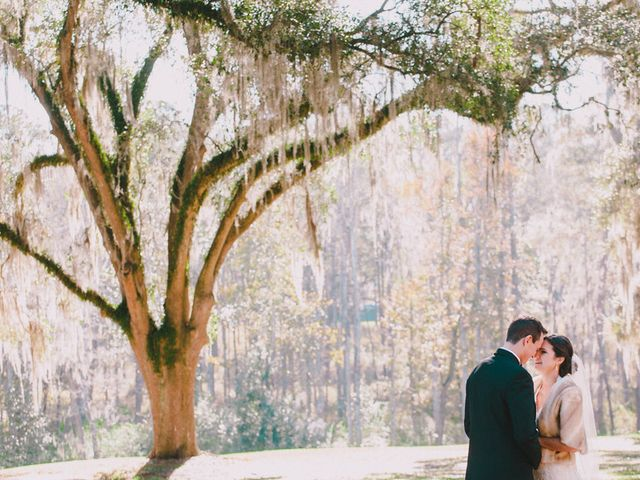 Ansley and Tom's Wedding in Thomasville, Georgia 6