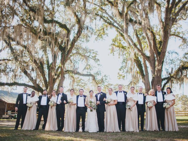 Ansley and Tom's Wedding in Thomasville, Georgia 7