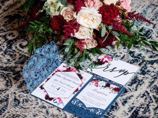 The wedding of Ashton Misiak and Kyle Misiak 1