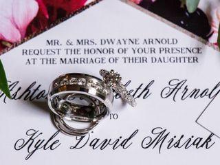 The wedding of Ashton Misiak and Kyle Misiak 2