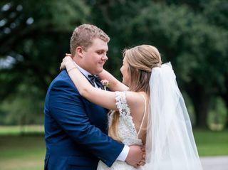 The wedding of Ashton Misiak and Kyle Misiak
