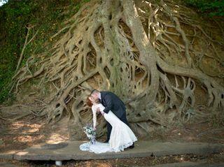 The wedding of Britanee and William 1