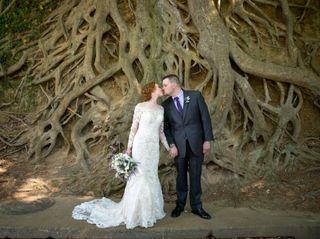 The wedding of Britanee and William 2