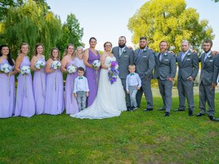 The wedding of Ashleigh and Kevin 2