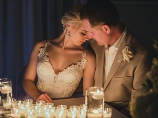The wedding of Terra and Greg