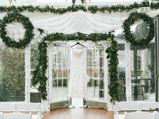 The wedding of Gera and Elmer 1