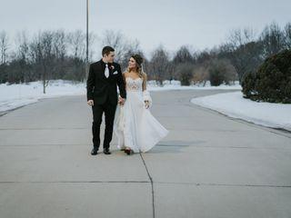 The wedding of Hanna and Lance