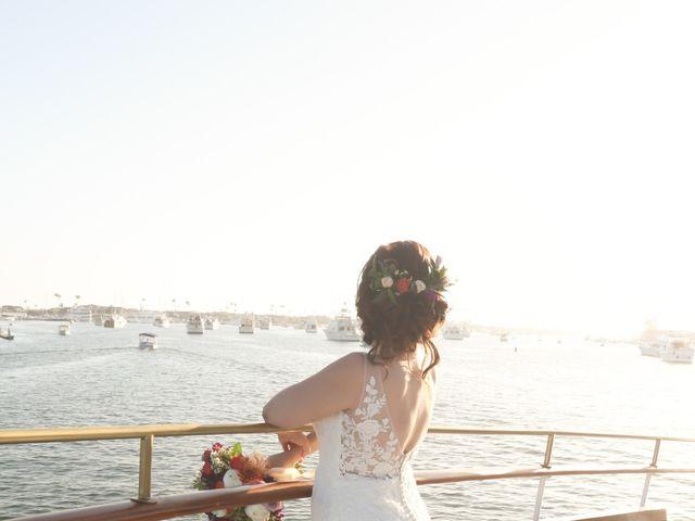 Pam and Lynn-Ann's Wedding in Newport Beach, California 3