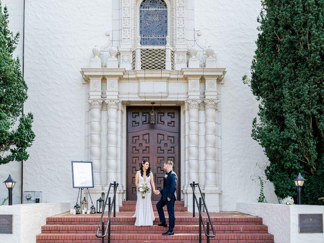 The wedding of Nathali and Victor