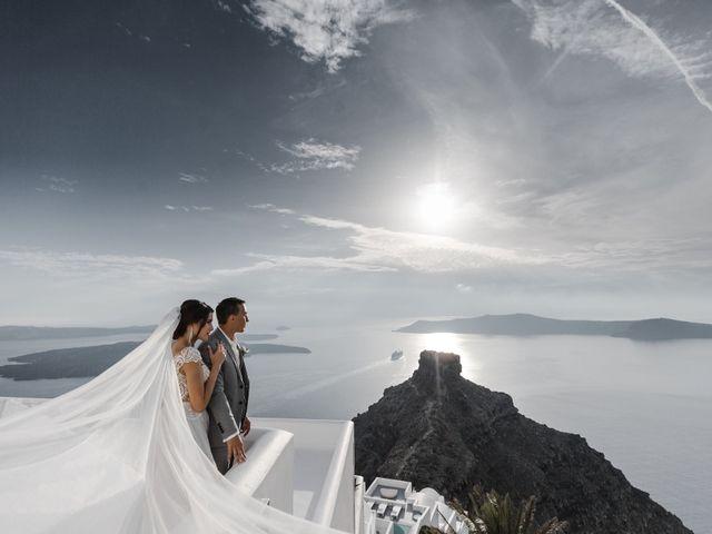 The wedding of Marat and Liliya