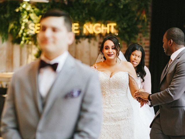 Elmer and Gera's Wedding in New York, New York 25
