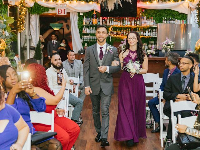 Elmer and Gera's Wedding in New York, New York 40