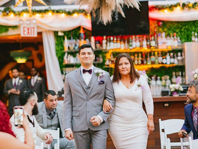 Elmer and Gera's Wedding in New York, New York 41