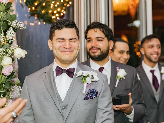 Elmer and Gera's Wedding in New York, New York 42