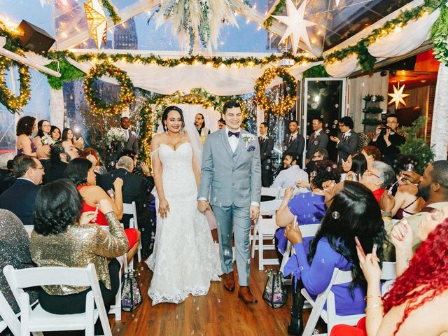 Elmer and Gera's Wedding in New York, New York 57