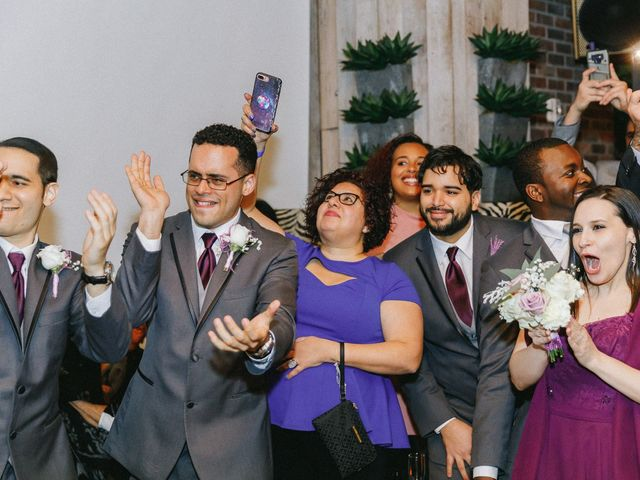 Elmer and Gera's Wedding in New York, New York 81