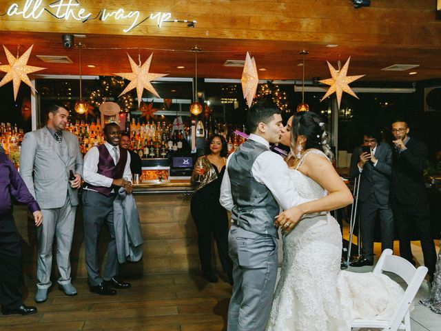 Elmer and Gera's Wedding in New York, New York 111