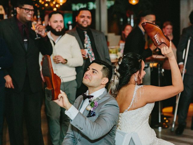Elmer and Gera's Wedding in New York, New York 115