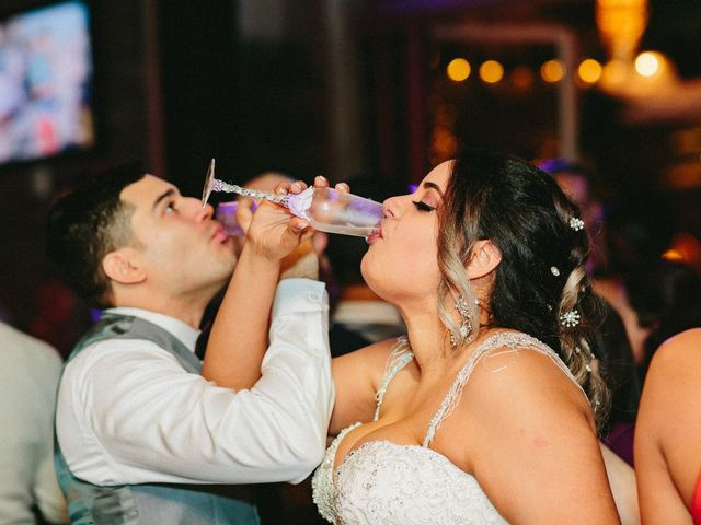 Elmer and Gera's Wedding in New York, New York 124