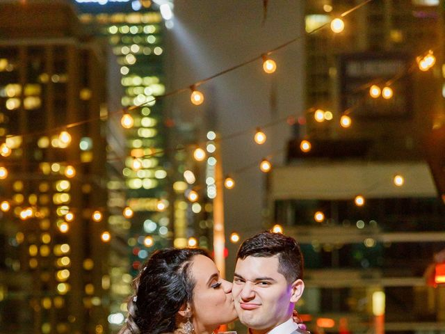 Elmer and Gera's Wedding in New York, New York 125