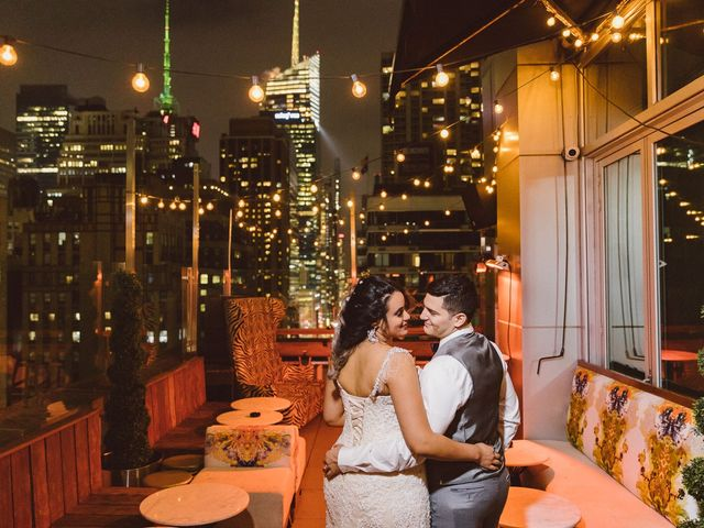 Elmer and Gera's Wedding in New York, New York 128
