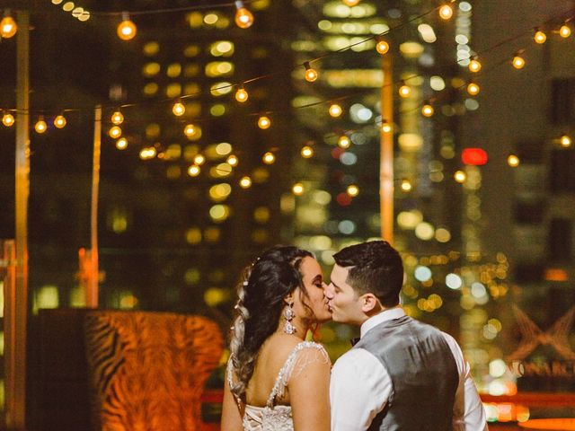 Elmer and Gera's Wedding in New York, New York 129