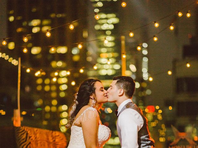 Elmer and Gera's Wedding in New York, New York 132