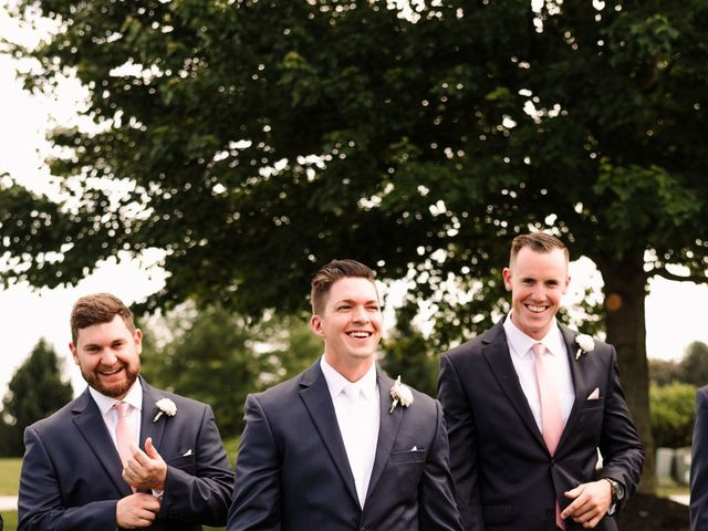 Justin and Sara's Wedding in Dallastown, Pennsylvania 9
