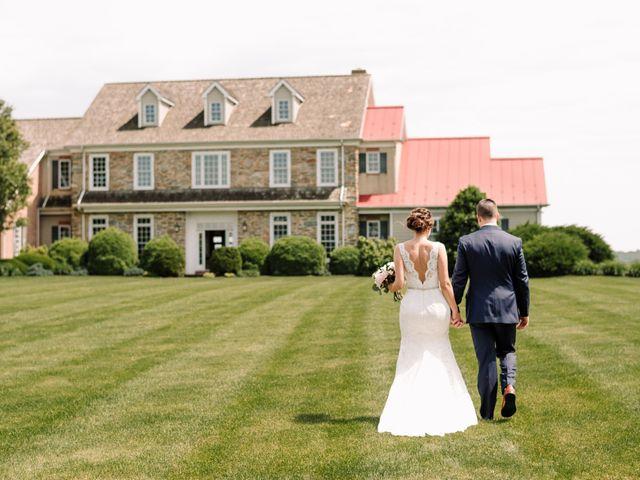 Justin and Sara's Wedding in Dallastown, Pennsylvania 18