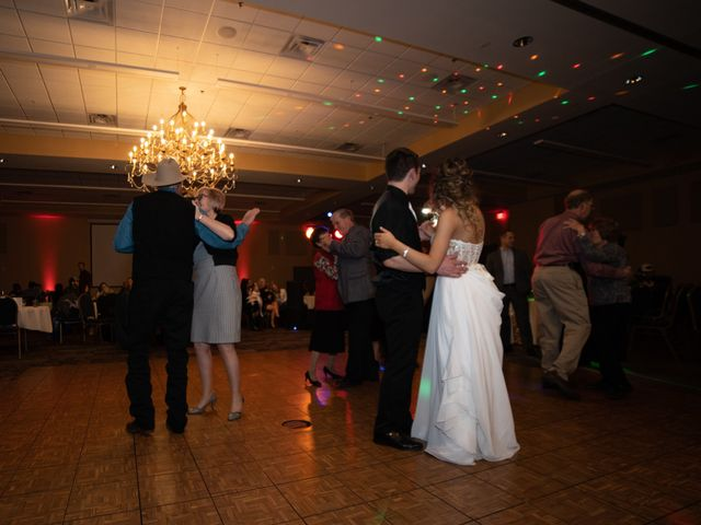 Lance and Hanna's Wedding in Brookings, South Dakota 3