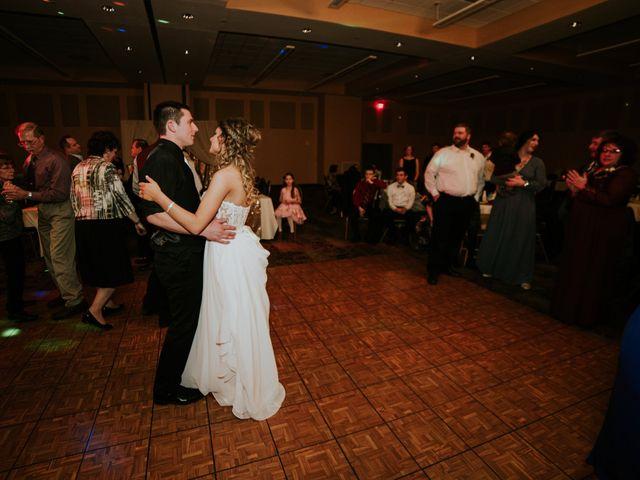 Lance and Hanna's Wedding in Brookings, South Dakota 4