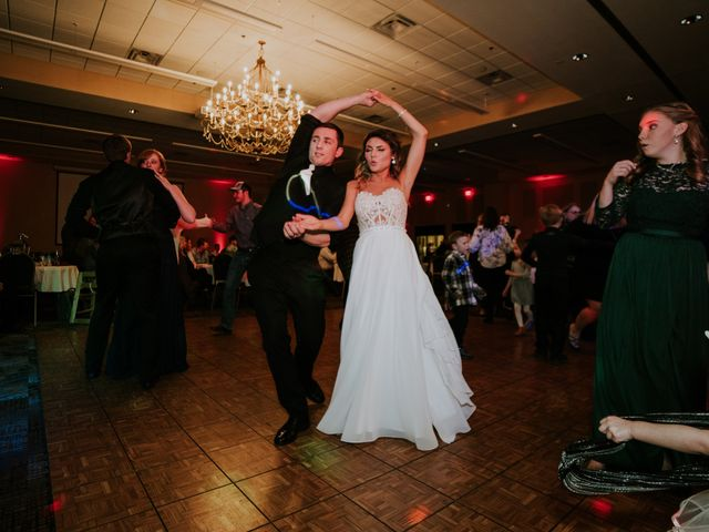 Lance and Hanna's Wedding in Brookings, South Dakota 7