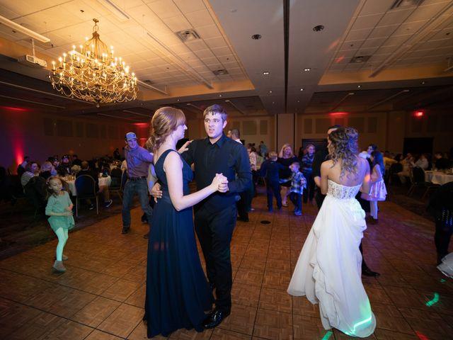 Lance and Hanna's Wedding in Brookings, South Dakota 8