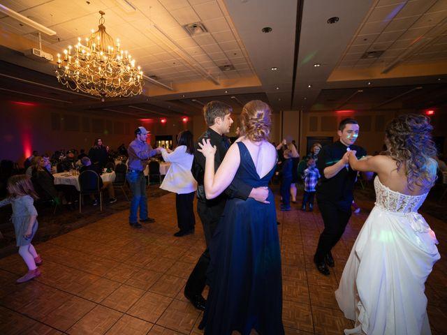 Lance and Hanna's Wedding in Brookings, South Dakota 9
