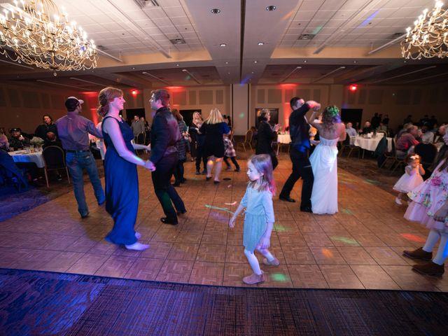 Lance and Hanna's Wedding in Brookings, South Dakota 10