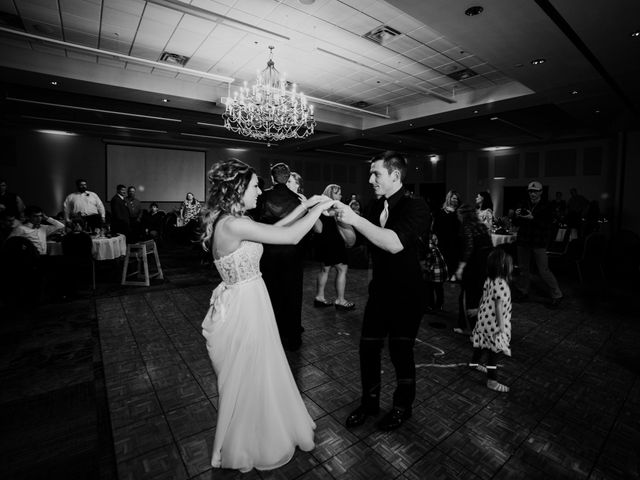 Lance and Hanna's Wedding in Brookings, South Dakota 12