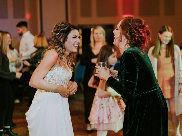 Lance and Hanna's Wedding in Brookings, South Dakota 17